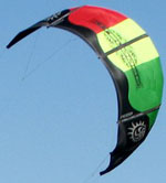 Кайт AIHOO 2011 г Kite Loose kite boarding [Увеличить]